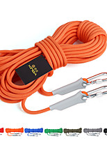 cheap -Paracord Antiskid Portable Scratch Resistant Wearproof Durable Nylon Fiber Camping / Hiking Climbing Outdoor Exercise Camping / Hiking / Caving Traveling Black Red Army Green Grey Orange 1 pcs