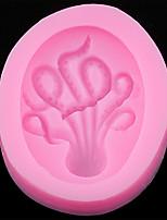 Недорогие -DIY осьминога фондант силиконовые формы торт украшение выпечки инструмент 1 шт.