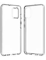 Недорогие -Кейс для Назначение SSamsung Galaxy S20 Plus / S20 Ultra / S20 Прозрачный / С узором Кейс на заднюю панель Прозрачный ТПУ / ПК