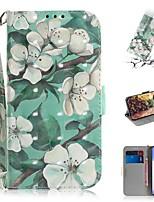 Недорогие -чехол для xiaomi 9 lite / mi 9t / mi 9t pro кошелек / визитница / флип чехлы для тела цветок из искусственной кожи для xiaomi cc9 / cc9e / note 10 pro / redmi k30 / k20 pro / note 8t / note 8/8 / 8a /