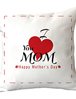 cheap -Mother's Day pillowcase printed car sofa bed cushion cute pillowcase