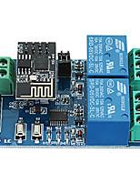 Недорогие -esp-01s релейный модуль wi-fi умный телефон приложение удаленного коммутатора для Arduino