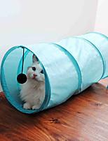 Недорогие -туннели Коты Животные Игрушки Складной Терилен Подарок