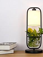 Недорогие -Настольная лампа Творчество / Декоративная Современный современный Назначение Спальня 220 Вольт Черный