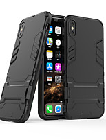 cheap -Case For Apple iPhone 11 / iPhone 11 Pro / iPhone 11 Pro Max Frosted Back Cover Tile TPU