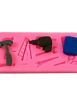 Недорогие -Diy инструмент для ремонта торт плесень помадка выпечки 1 шт.