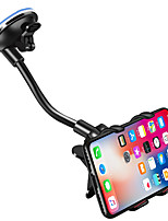 cheap -Car Phone Holder 360 Degree Rotate Mobile Phone Stand Car Mount For iphone 11 Pro XS X Windshield Long Arm Clip Phone Car Holder