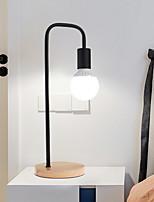 Недорогие -Настольная лампа Декоративная Современный современный Назначение В помещении 220 Вольт Белый / Черный