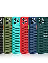 cheap -Case For Apple iPhone 7/8/7P/8P/X/XS/XR/XS Max/ 11 / 11 Pro /  11 Pro Max Shockproof Back Cover Solid Colored TPU