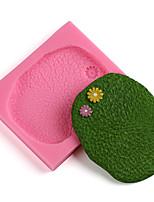 Недорогие -3d газон цветочек торт плесень шоколадная выпечка 1шт