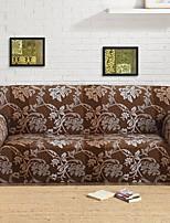 Недорогие -нордический простой стиль сабвуфер эластичный чехол для дивана одноместный двухместный диван три человека растянуть