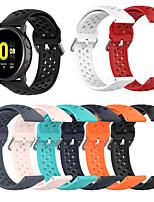 cheap -Watch Band for Huawei Watch GT2 46mm / Huawei Watch GT2 42mm Huawei Sport Band / Classic Buckle Silicone Wrist Strap