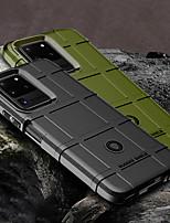 Недорогие -Корпус из прочного волоконного экрана для Samsung Galaxy S20 Ultra S20 Plus S10 Plus S10E A51 A71 A91 A81 S8 S9 Plus A70 A60 A50 A40 A30 A20 A10 Примечание 10 A7 2018 роскошный резиновый мягкий ТПУ