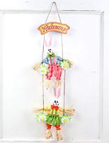 Недорогие -декоративные предметы, пластик современный современный для украшения дома подарки 1 шт. украшения двери