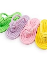 Недорогие -Жевательные игрушки Собаки Коты Животные Игрушки Фокусная игрушка Другие материалы Подарок