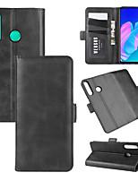 Недорогие -для huawei huawei p40 / huawei p40 pro / huawei p40 pro plus подставка для кошелька кожаный чехол для мобильного телефона с кошельком&усилитель; держатель&усилитель; слоты для карт