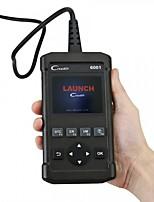 Недорогие -запуск x431 cr6001 сканер кода obdii сканер obd2 сканер сканер кода неисправности анализатор для автомобилей creader 6001