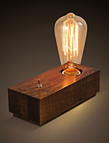 Недорогие -Настольная лампа Декоративная Современный современный Назначение В помещении 220 Вольт Кофейный