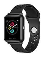 Недорогие -KUPENG P29 Универсальные Смарт Часы Умные браслеты Android iOS Bluetooth Водонепроницаемый Пульсомер Термометр Медиа контроль Регистрация деятельности