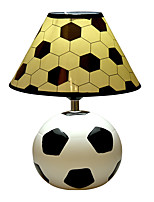cheap -Table Lamp Eye Protection Simple For Bedroom / Kids Room Ceramic 90-240V Black