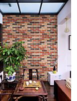 Недорогие -Геометрия Наклейки Простые наклейки Декоративные наклейки на стены, PVC Украшение дома Наклейка на стену Стена Украшение 1шт