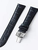 cheap -Watch Band for Samsung Galaxy Watch Active 2 / Apple Watch Series 4/3/2/1 Samsung / Apple Classic Buckle Quilted PU Leather Wrist Strap