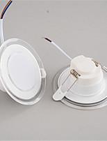 Недорогие -4шт 3 W 300 lm 10 Светодиодные бусины Диммируемая Простая установка Встроенные LED даунлайт Тёплый белый Холодный белый Естественный белый 220-240 V Дом / офис Гостиная / столовая Спальня