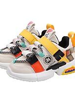 cheap -Girls' Comfort Mesh Athletic Shoes Little Kids(4-7ys) Pink / Black / Beige Summer