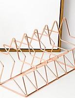Недорогие -Декоративные объекты, Металл Современный современный для Украшение дома Дары 1шт