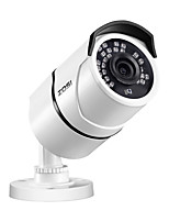 cheap -ZOSI 1/3 Inch CMOS IR Camera / Waterproof Camera / Bullet Cameras H.264+ / h.265 IP67