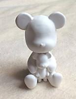 Недорогие -Декоративные объекты, Полный силикон для тела Резина Современный современный для Украшение дома Дары 1шт