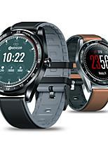 Недорогие -Zeblaze NEO Универсальные Смарт Часы Android iOS Bluetooth Водонепроницаемый Сенсорный экран Пульсомер Измерение кровяного давления Медобеспечение ЭКГ + PPG