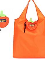 cheap -Women's Canvas Top Handle Bag Solid Color Fuchsia / Orange