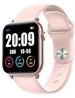 Недорогие -KW37pro Универсальные Умные браслеты Android iOS Bluetooth Сенсорный экран Пульсомер Измерение кровяного давления Израсходовано калорий Длительное время ожидания