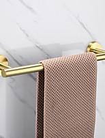 Недорогие -вешалка для полотенец / для ванной комнаты новый дизайн / креативный антиквариат / современная нержавеющая сталь / из низкоуглеродистой стали / из металла 1pc - ванная комната 1 вешалка для полотенец