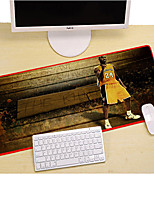 cheap -litbest gaming mouse pad / basic mouse pad / keyboard pad 50*80*0.3 cm rubber / cloth