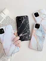 cheap -Case for Apple scene map iPhone 11 11 Pro 11 Pro Max X XS XR XS Max 8 jade pattern fine frosted TPU material IMD process phone case