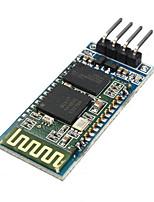 Недорогие -5 шт. Hc-06 беспроводной приемопередатчик bluetooth рф основной модуль серийный для arduino