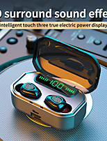 cheap -LITBest G20 TWS Earbuds Wireless 3500mah Headphones Bluetooth V5.0 Earphone Stereo HIFI with Charging Box IPX5 Waterproof for phone
