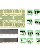 Недорогие -Diy Nano Io Shield V1.O плата расширения для Arduino