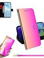 cheap -Case For Samsung Galaxy S9 / S9 Plus / S8 Plus Wallet / Card Holder / Flip Full Body Cases Solid Colored PU Leather