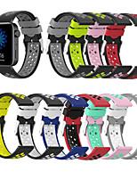 Недорогие -18 мм для xiaomi смарт-часы силиконовый браслет спортивный ремешок ремешок