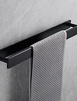 Недорогие -роскошный вешалка для полотенец новый дизайн / самоклеящийся / креативный антиквариат / из нержавеющей стали / современный / из низкоуглеродистой стали / металлический настенный 1шт