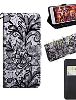 cheap -Case For Samsung Galaxy A10/Galaxy A30/Galaxy A50 Wallet / Card Holder / with Stand Full Body Cases Flower PU Leather For Galaxy A10S/A20/A20E/A20S/A2 Core/A40/A70/A80/A90/Note 10 Plus