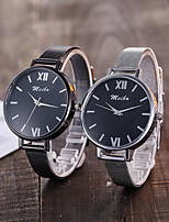 cheap -Ladies Quartz Watches Minimalist Fashion Black Silver Gold Alloy Chinese Quartz Rose Gold Gold Silver Casual Watch 1 pc Analog One Year Battery Life