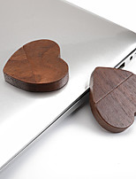 cheap -USB 2.0 Walnut Heart-shaped USB Flash Disk 1G 2G 4G 8G 16G 32G 64G 128G Multi-capacity optional walnut shell