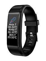 cheap -Y2 Unisex Smartwatch Smart Wristbands Android iOS Bluetooth Waterproof Sports Thermometer Exercise Record Health Care Pedometer Call Reminder Activity Tracker Sleep Tracker Sedentary Reminder