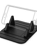 cheap -Desk / Car Mount Stand Holder Dashboard Stickup Type Silicone Holder