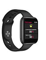 cheap -W4 Unisex Smartwatch Android iOS Bluetooth Waterproof Touch Screen Blood Pressure Measurement Information Camera Control ECG+PPG Pedometer Call Reminder Sleep Tracker Sedentary Reminder