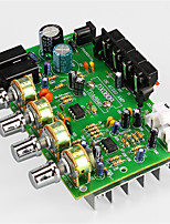 cheap -Amplifier Board Digital Audio Stereo 12 V 30+30 2.0 Connect to Microphone Adapters for Car Home Theater Speakers DIY